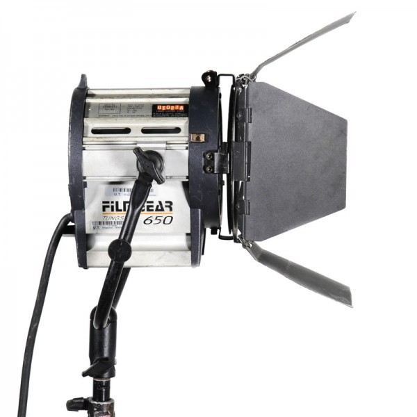 Fresnel Tungsten Light