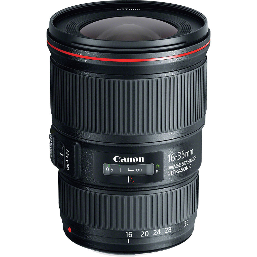 Canon EF16-35mm